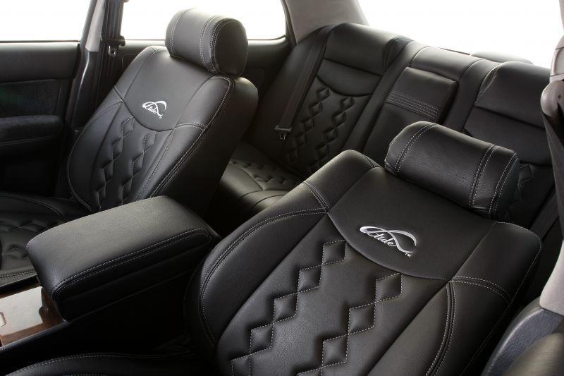 画像1: Twins Line Dia Seat Cover(セダン)