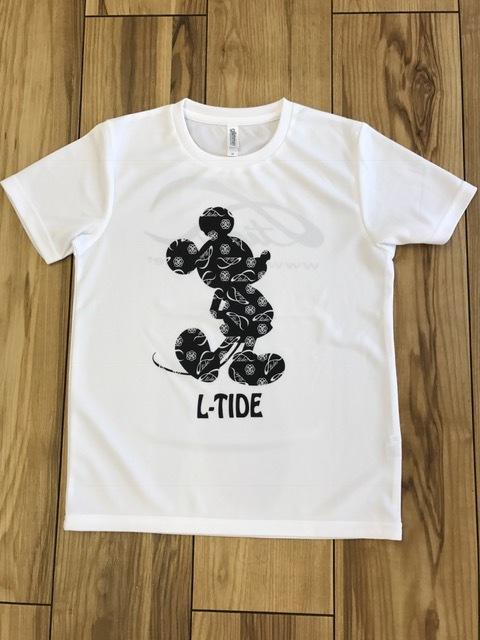 画像1: L-TIDE 2017'夏Tシャツ(レディース)